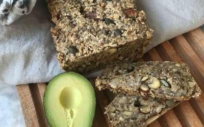 Antiinflammatoriskt bröd utan ägg till frukost