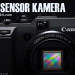 Saiz Sensor Kamera