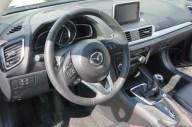 Mazda3 Driver Side Interior