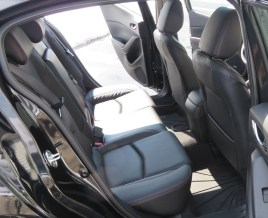 Excellent rear seat room!