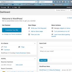 WordPress 4.7.x
