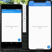 Developing with Flutter