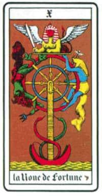 La Ruota della Fortuna: significato e interpretazione della carta in amore  ⋆ Tarocchieamore.net