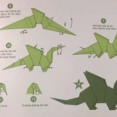 Intermediate Origami Dragon Diagram Free Fishbone Template Word Taros Animal  Certification Course