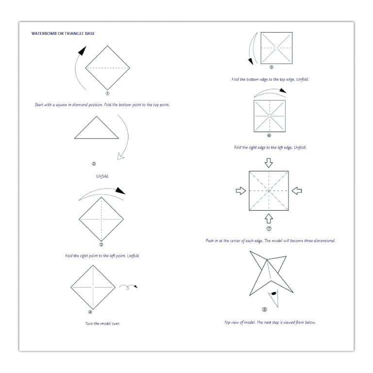 Modular Origami Polyhedra + TANT Origami Paper Combo