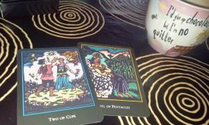 2 cups & Q pents