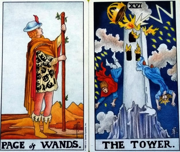 Tarot Card Combinations - Tarot Study