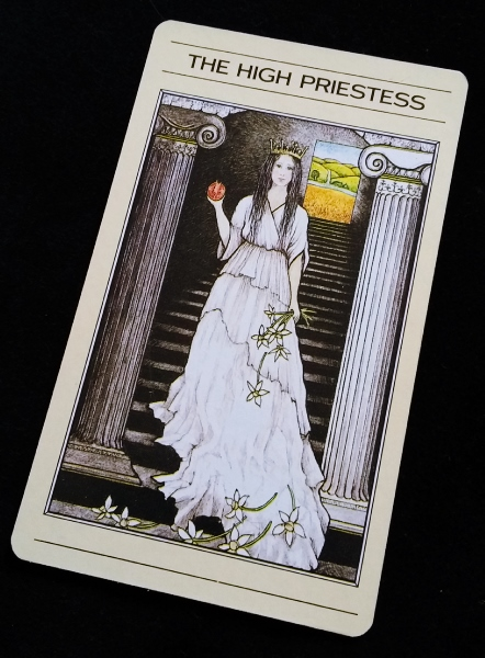Tarot Intuition and Women High Priestess