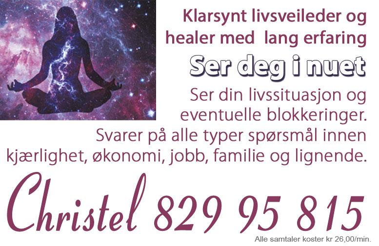 Livsveileder og healer