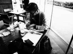 tarot-reader-black-and-white