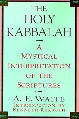 Boek 'De heilige Kabbalah' van Arthur Edward Waite