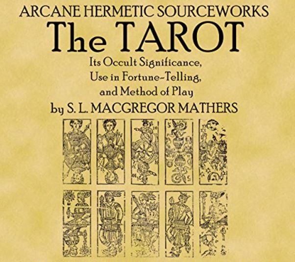 Boek van S.L. MacGregor Mathers over de Tarot