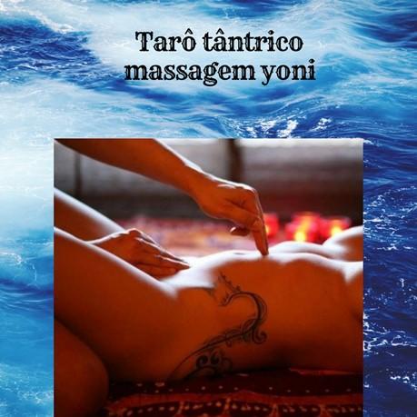 Massagem Yoni Poder Feminino Cósmico Da Mulher