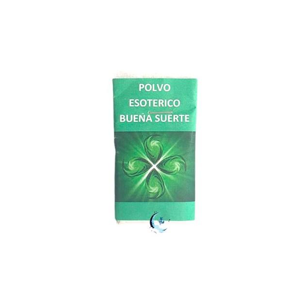 Polvos Esotéricos buena suerte