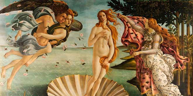 Velón herbóreo Venus Afrodita