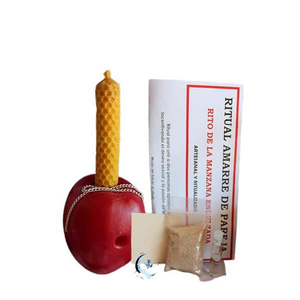 Ritual de endulzamiento manzana