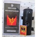Ritual 9 Mechas Negro
