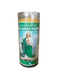 Velón de oración San Judas Tadeo