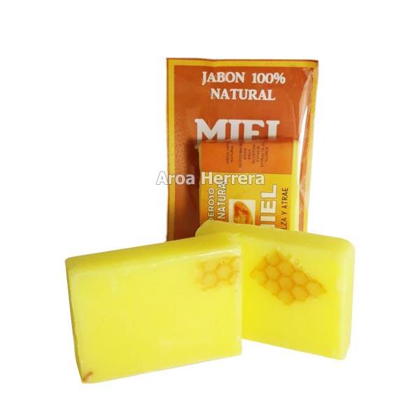 Pastilla de Jabón de miel pequeña