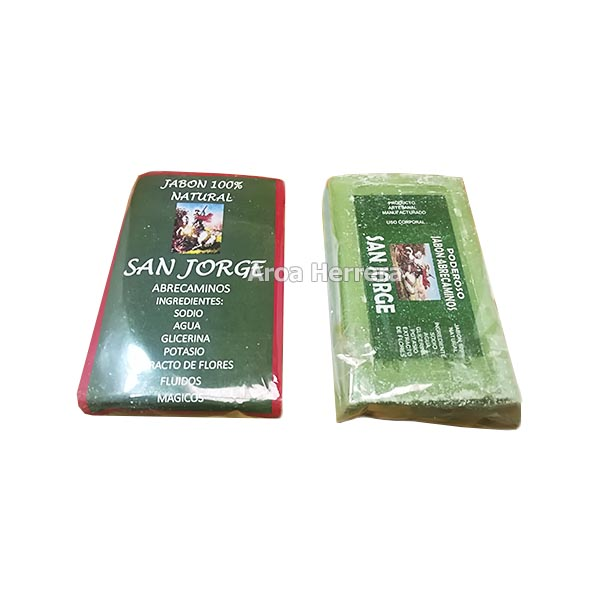 Pastilla de Jabón San Jorge grande