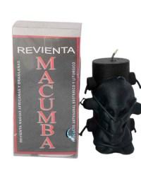 Ritual macumba negro
