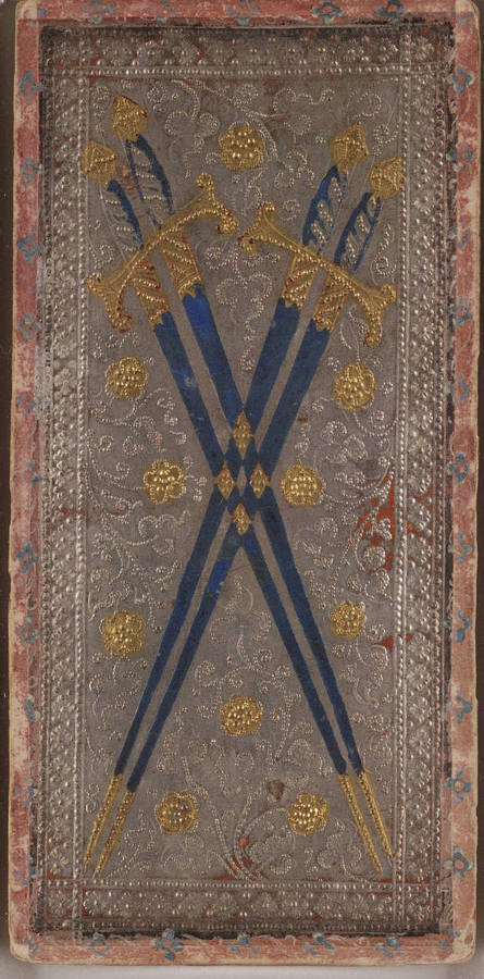Visconti-Sforza Tarot deck