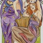 Primavera Tarot deck