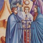 54 5 of Swords The Giotto Tarot deck by Guido Zibordi Marchesi
