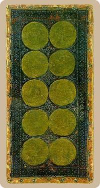 The Cary-Yale Visconti Tarrochi deck