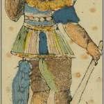 Ancient Tarot of Bologna 1