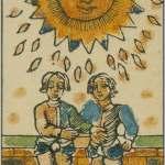 Ancient Tarot of Bologna 20