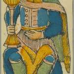 Ancient Tarot of Bologna 37