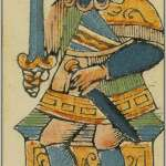 Ancient Tarot of Bologna 44