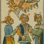 Ancient Tarot of Bologna 7
