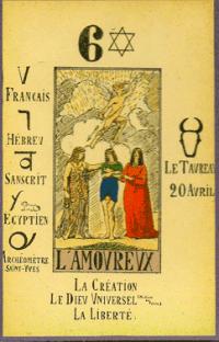Papus Tarot deck