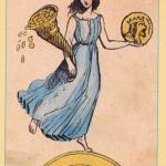 The Etteilla Esoteric Tarot deck