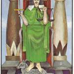 The Golden Dawn Tarot deck