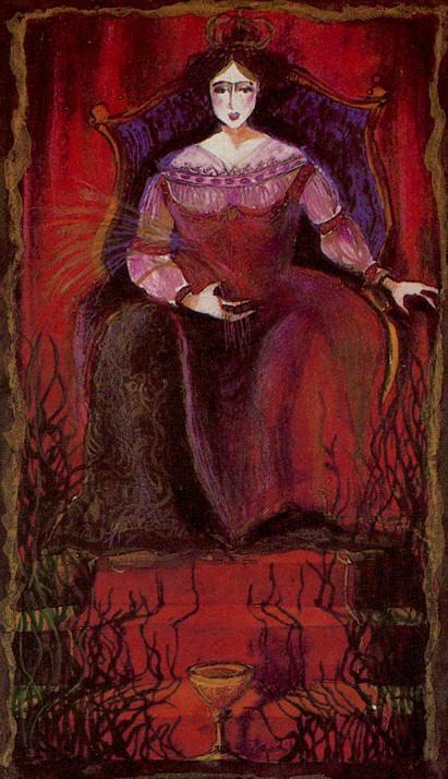 Katalin Szegedi Tarot deck