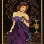 Madame Endora fortune telling cards