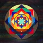 Michaël Bellon's Tarot 10 The Wheel of Fortune
