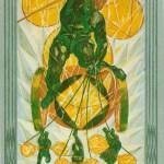 Crowley Thot Tarot