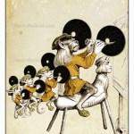 The Isidore Tarot deck