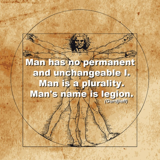 Man's name is legion