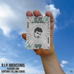 RIP Rockstars Six of Disks Paul Gardiner
