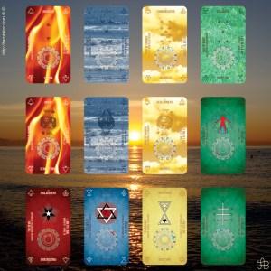 Aquarian Hermetic Tarot | The Unified Esoteric Tarot