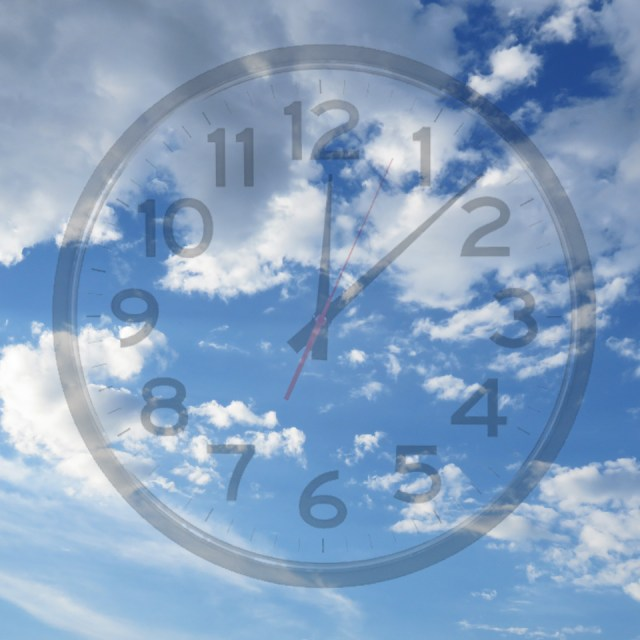 When time is of the essence