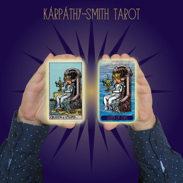 Karpathy-Smith Tarot Queen of Cups