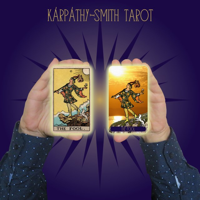 Karpathy-Smith Tarot The Fool