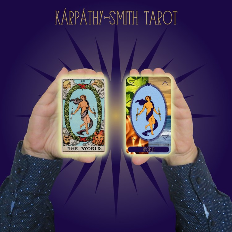 Karpathy-Smith Tarot The World