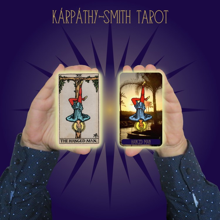 Karpathy-Smith Tarot Hanged Man